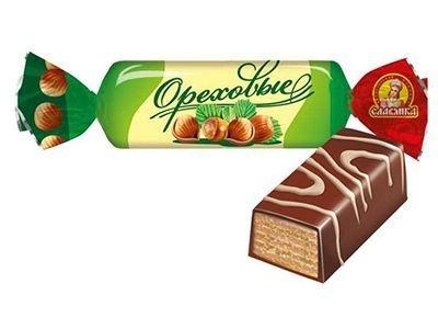 Конфеты 'Ореховые'