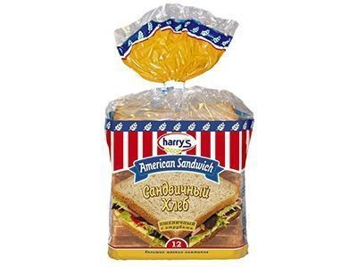 Сaндвичный хлеб