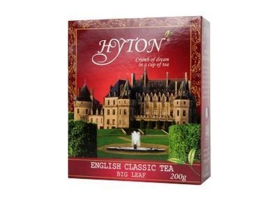 Чай 'Хайтон' черный цейлонский Английский Классический (крупнолистовой)
