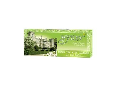 Чай 'Хайтон' зеленый с жасмином пакет с ярлыком (25 пакетов по 1,8г)