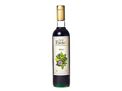 Сироп 'Emmi' Мятный (стеклянная бутылка 0,7л)