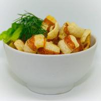 Чипсы Апрель бекончик со вкусом шашлыка