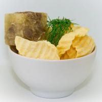 Чипсы Апрель рифленые со вкусом шашлыка
