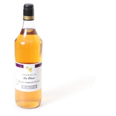 Уксус Beaufor винный белый 7%
