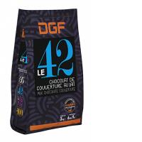 Шоколад DGF Service молочный 42% таблетки