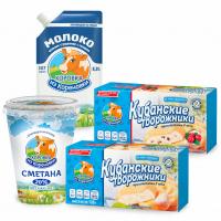 Набор №1 Коровка из Кореновки Завтрак для всей семьи