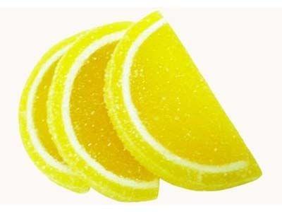 Мармеладные дольки 'Тверской кондитер' со вкусом лимона