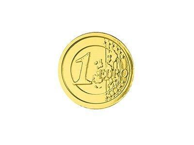 Шоколадные монеты 'Евро'