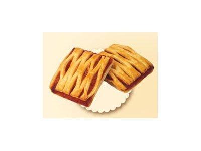 Печенье 'Гребешок' с начинкой вишня