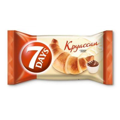 Круассан '7 дней' какао миди