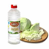 Уксус SKO натуральный белый, пэт/б