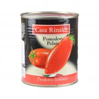 Помидоры Сasa Rinaldi очищенные в томатном соке