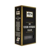 Рис Casa Rinaldi Венере черный среднезёрный не шлифованный