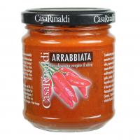 Соус Casa Rinaldi томатный Аррабьята пикантный