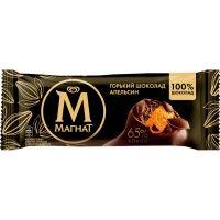 Мороженое Магнат горький шоколад и апельсин эскимо