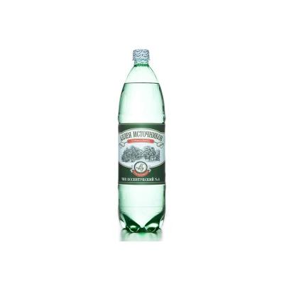 Минеральная вода 'Аллея источников' №4