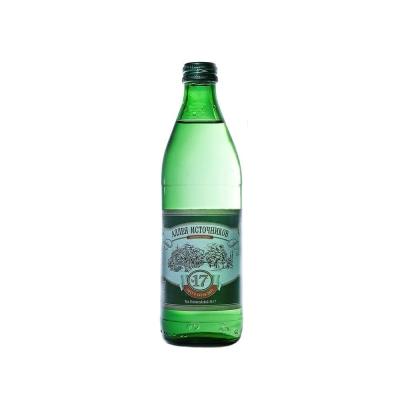 Минеральная вода 'Аллея источников' №17
