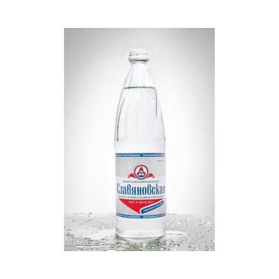 Минеральная вода 'Славяновская' КУПОЛ