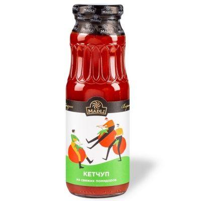 Кетчуп томатный Madli из свежих помидоров