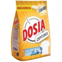 Стиральный порошок Dosia Optima Автомат Альпийская свежесть