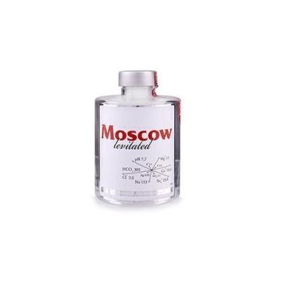 Вода 'Московская Левитированная' без газа (цилиндр)