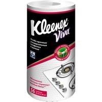Тряпки универсальные Kleenex Viva в рулоне 56шт