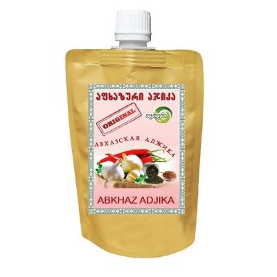 Абхазская аджика