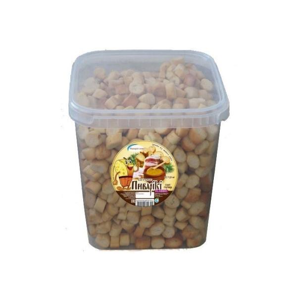 Сухарики пшеничные багетные