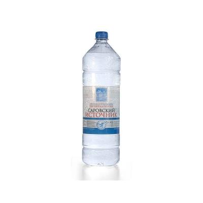 Вода питьевая 'Саровский Источник' Высшей категории, слабоминерализованная