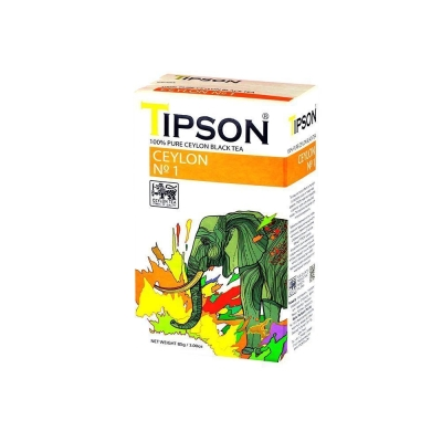 Чай 'Tipson' Ceylon №1 OPA