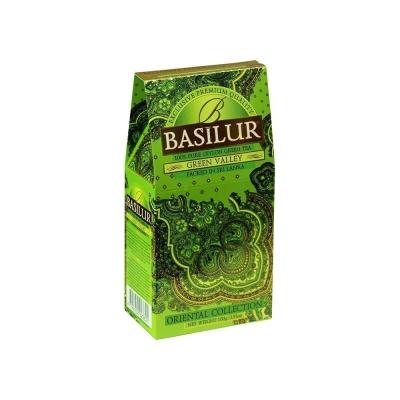 Чай 'Basilur' ВОСТОЧНАЯ КОЛЛЕКЦИЯ Зеленая долина/Green valley