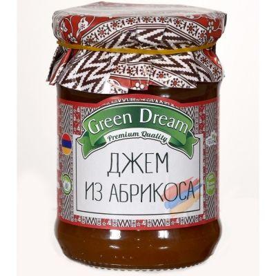 Джем Green Dream Абрикосовый
