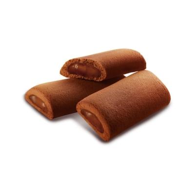 Печенье сдобное с шоколадно-ореховым вкусом