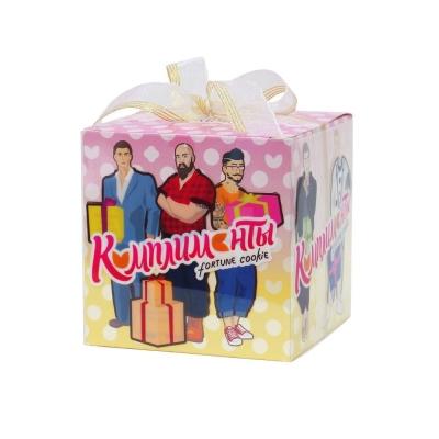 Печенье Вкусная помощь 'Комплименты для женщин'