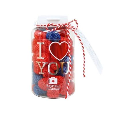 Конфеты Вкусная помощь 'Я тебя люблю'