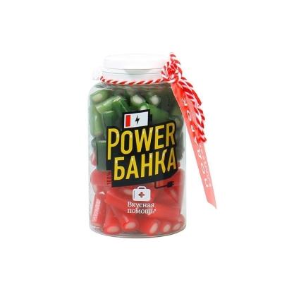 Конфеты Вкусная помощь 'POWERBANKA'