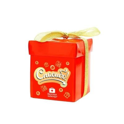 Коробка конфет Вкусная помощь