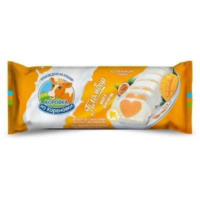 Мороженое Коровка из Кореновки Пломбир манго-маракуйя