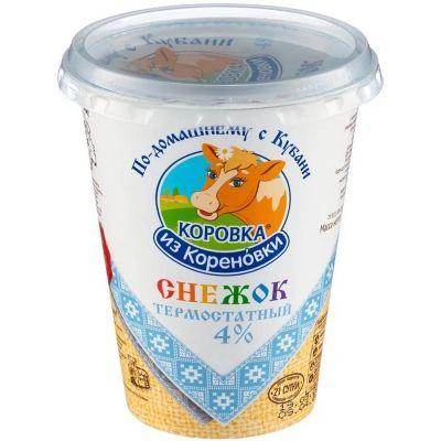 Снежок Коровка из Кореновки термостатный 4%