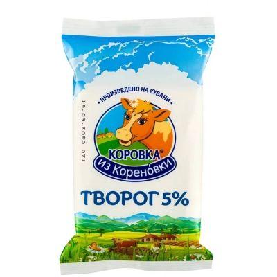 Творог Коровка из Кореновки 5%