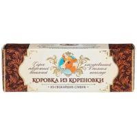 Сырок творожный Коровка из Кореновки глазированный в темном шоколаде 23%