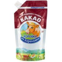 Молоко сгущенное Коровка из Кореновки с сахаром и какао 5%