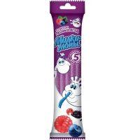 Трубочки для молока Милкимоны со вкусом лесных ягод (5шт в упак)
