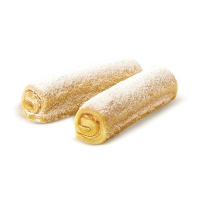 Слоеное изделие 'Пальчишки от сокровищницы' лимон