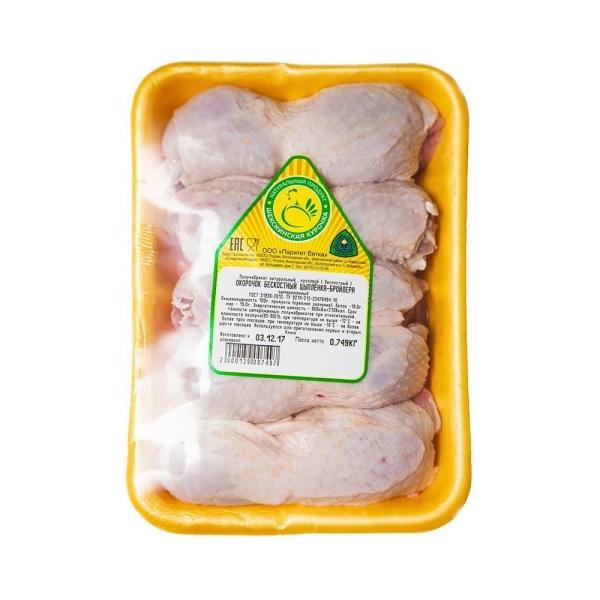 Окорочок бескостный цыплят-бройлеров