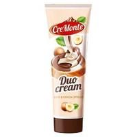 Паста Кремонте Дуо молочно-ореховая с добавление какао