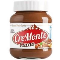 Паста Кремонте Дуо ореховая с добавление какао