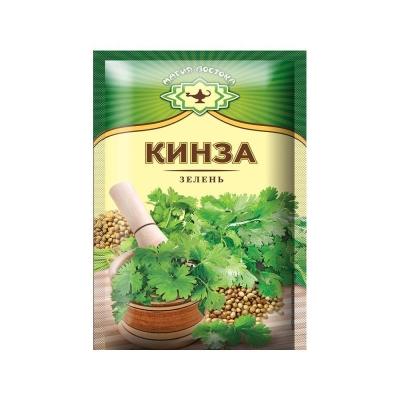 Кинза (зелень сушеная) 'Магия Востока' Экстра