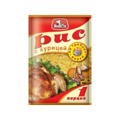 Рис 'Preston' с курицей