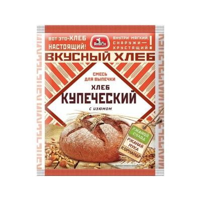 Смесь для выпечки 'Preston' Хлеб купеческий с изюмом